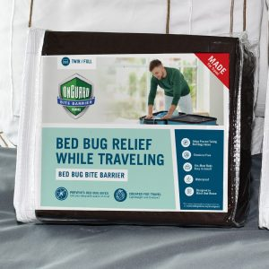 Bed Bug Travel Guide Twin-Full Travel Guard